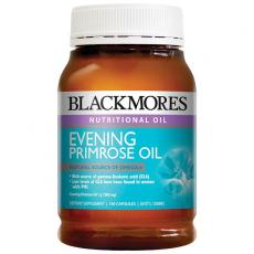 【七夕 大保健 女神】葆丽美 月见草油  190粒 Blackmores EPO Evening Primrose Oil 190 Capsules