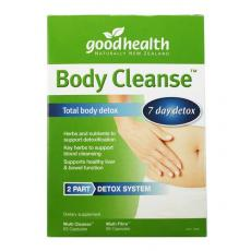 好健康 7日全身排毒瘦身清理胶囊 153粒 Good Health Body Cleanse 7DAY