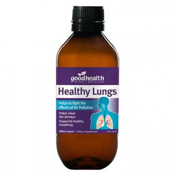 好健康 肺康液 200ml Good health Healthy Lung...