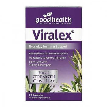 提高免疫力胶囊 60粒 好健康 Good Health Viralex 60...