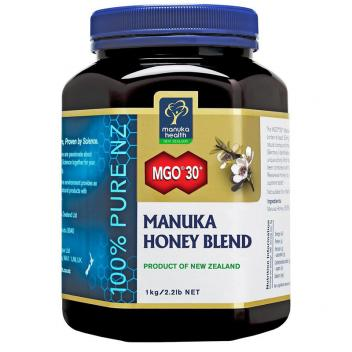 【七夕 美食】MGO30+麦卢卡蜂蜜1kg 蜜纽康Manuka Health MGO30+ Manuka Honey Blend  1kg