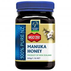 MGO250+麦卢卡蜂蜜500g 蜜纽康Manuka Health MGO250+ Manuka Honey500g