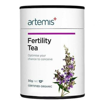 助孕茶 帮助排卵 有机花草茶 30g  Artemis Fertility ...