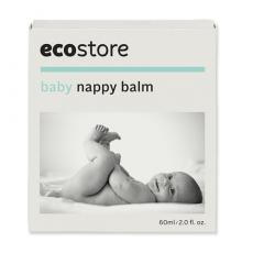 【2019.10.26】宝宝防湿疹尿布膏 Eco Store Baby Nappy Balm 60ml ZX【特卖产品 不退换】