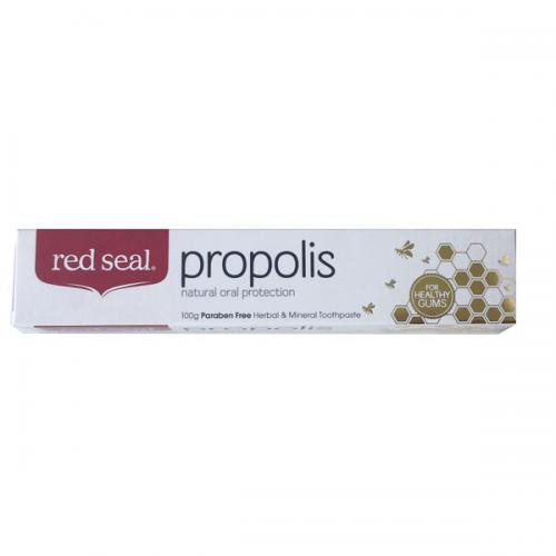 蜂胶牙膏 红标/红印 100g Red Seal Propolis Toothpaste 100g