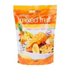 Tropical Fields 天然混合水果干片 零食 200g Tropical Fields Crispy Mixed Fruit Chips 200g