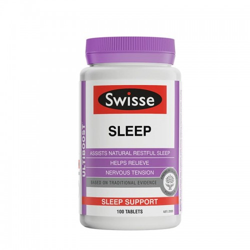 Swisse 睡眠片 100片 Swisse Sleep 100T