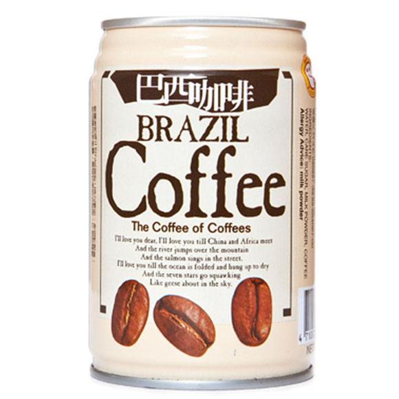 名屋巴西字体280ml香浓微苦咖啡极滑vb程序设计如何放大入口图片